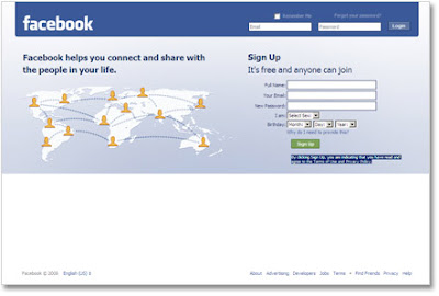Facebook helps you connect and share with the people in your life.