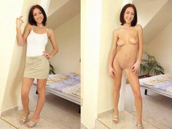 фото девушек без одежды