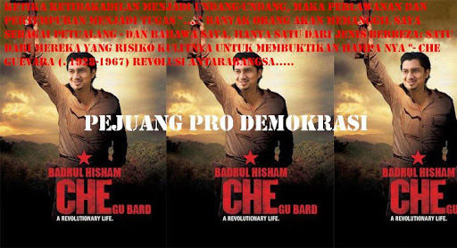 PEJUANG PRO DEMOKRASI