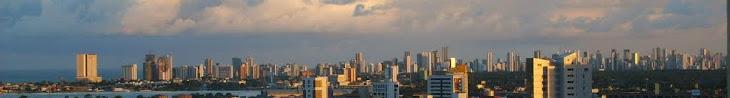 Recife visto da minha janela
