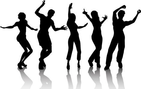 Baile salsa dibujo - Imagui