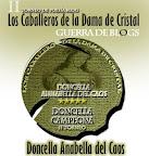 Campeona del II Torneo de Poesia Blogs Los Caballeros de la Dama de Cristal