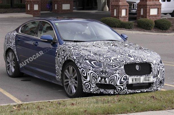 Jaguar Xf 2011 Facelift. Jaguar will develop a model