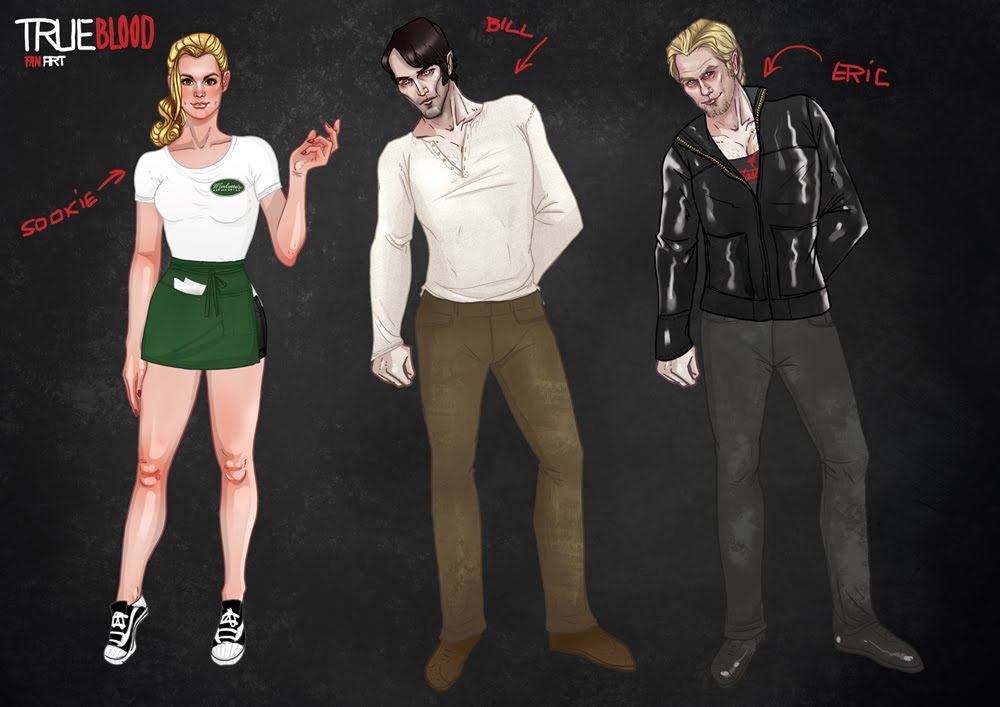 true blood essay There will be blood (essay) we need certain things to be true in order to go on this boils down to simply the hope that tomorrow will be better than today.