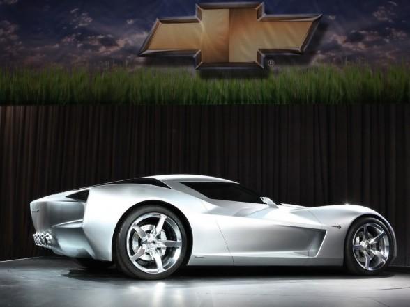 2009 Chevrolet Corvette Stingray Sideswipe Concept