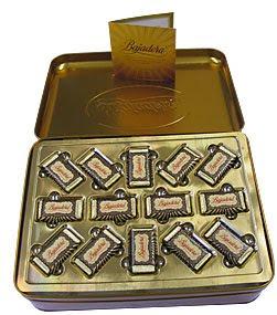 Bajadera csokoládé