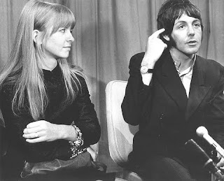 Plus Ive Never Heard A Young Jane Asher Speak Before Too Bad It Seems That She Doesnt Have Much To Say Maybe Because Soon After This They Broke Up