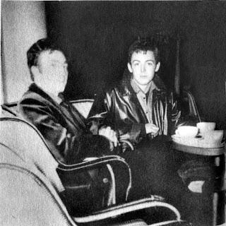 John Lennon 1961 John & Paul in Par...
