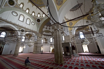 Durood sharif selimiye mosque konya for Aik sing interior decoration contractor