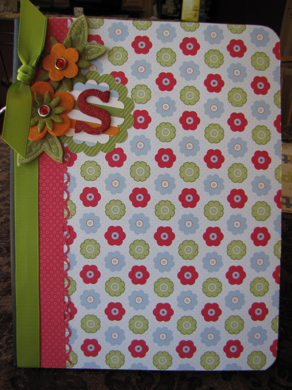 Stamp sistas decorated notebooks for Back to school notebook decoration ideas