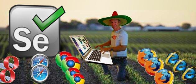 Selenium farmer