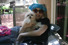 "Sammy And Her Doggie ""Oliver"""