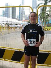 Lu's Marathon 07 Dec 2008