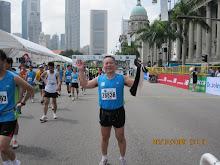Lu's Marathon 06 Dec 2009
