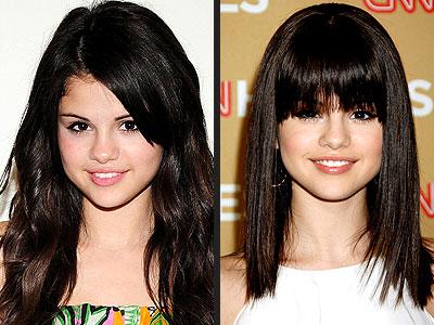 selena gomez hair updos. Selena Gomez HAIR POLL: Wavy,