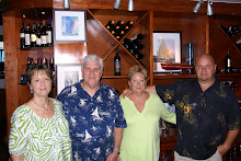Bob and Teresa Visit!