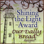 I won the Shining Light Award! :)