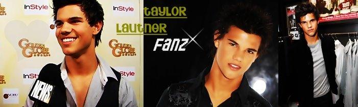 Taylor Lautner Fan'zz ^^