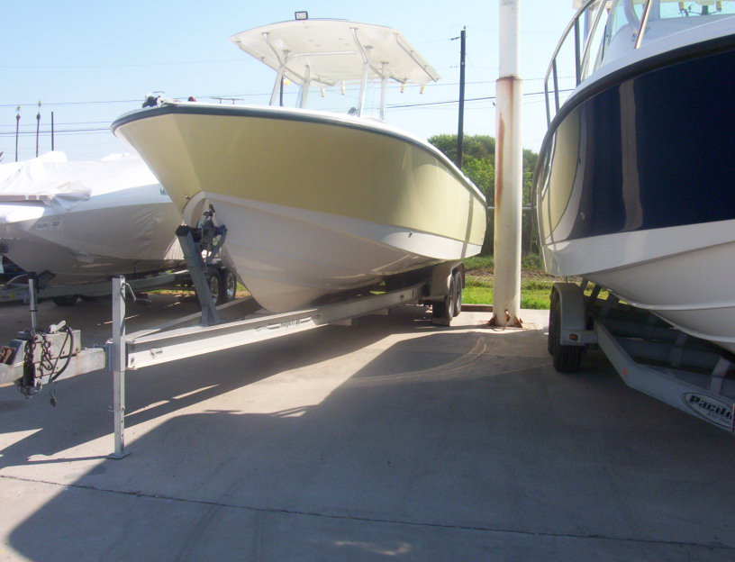 2007 Edgewater 268 CC Units Description Unit Price Total