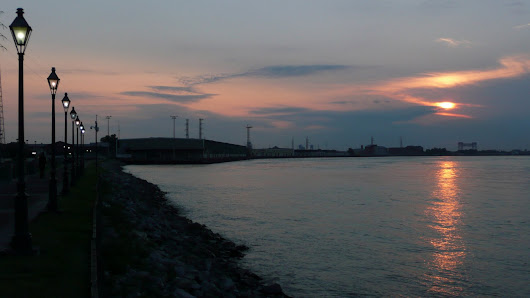 Mississippi Daybreak