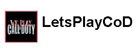 LetsPlayCoD Party Application On Twitter (#wpcparty) Lpc