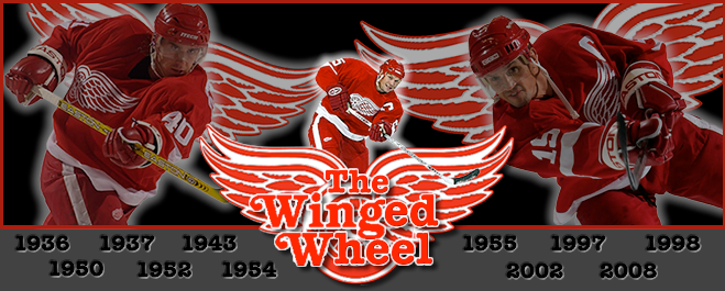 The Winged Wheel