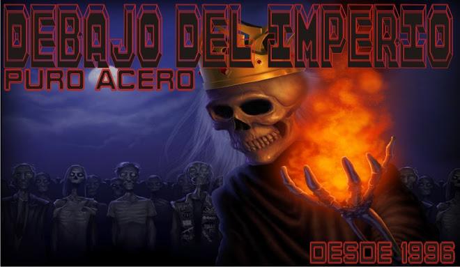 DEBAJO DEL IMPERIO Productions and Zine