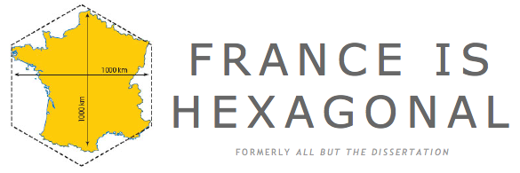France is Hexagonal