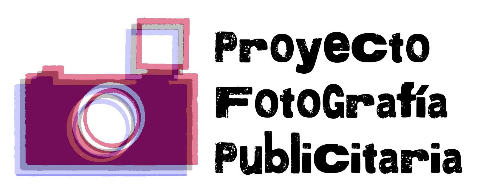 Proyecto Fotografía Publicitaria