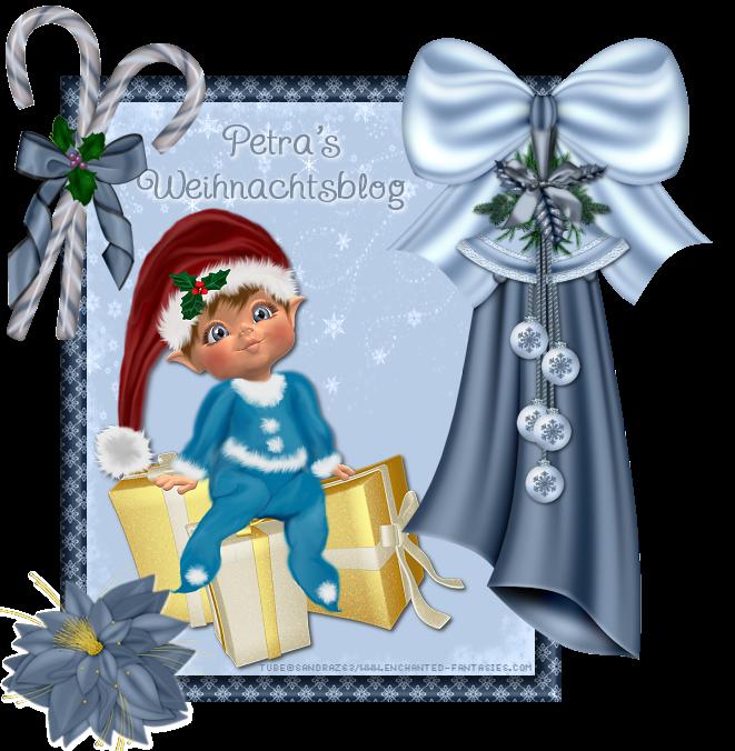 Petra's Weihnachtsblog
