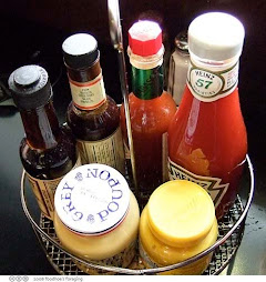 Top Ten Condiments