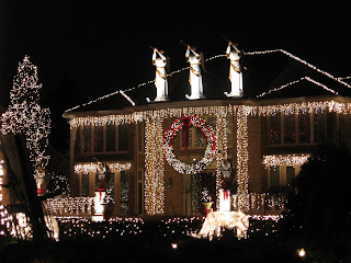 christmas lights in grosse pointe
