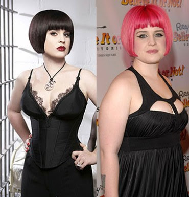 kelly osbourne short hair