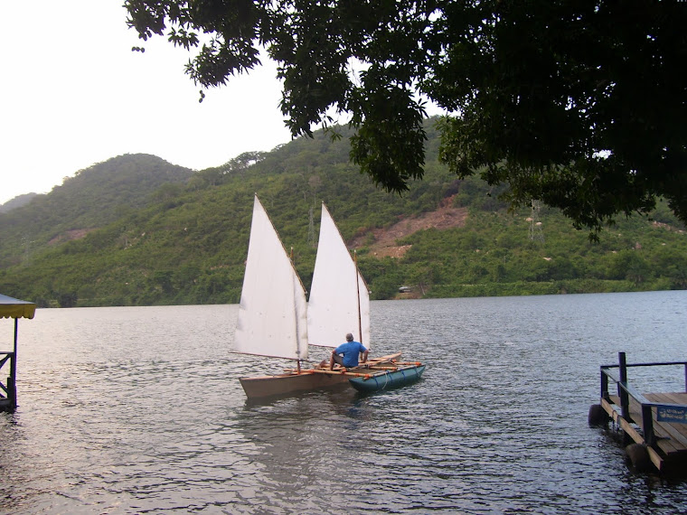 On the Volta River