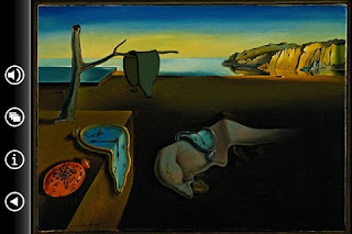 Salvador Dali, The Soft Watches, ipod, iphone