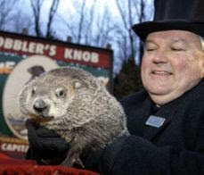 Punxsutawney Phil, Groundhog Day