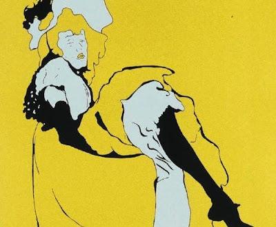 Shigeo Fukuda. Hommage to Toulouse-Lautrec (detail). 2001. © Photo Les Arts Décoratifs - Jean Tholance.
