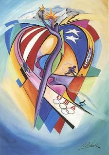 USOC Olympic Celebration. Alfred Gockel.