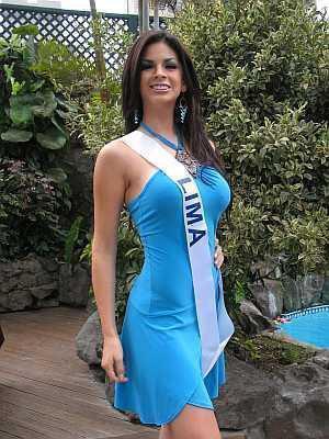 Modelo Sully Sáenz