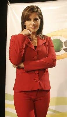 Periodista Claudia Cisneros