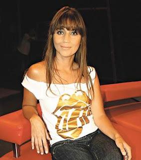 Mariella Patriau posando