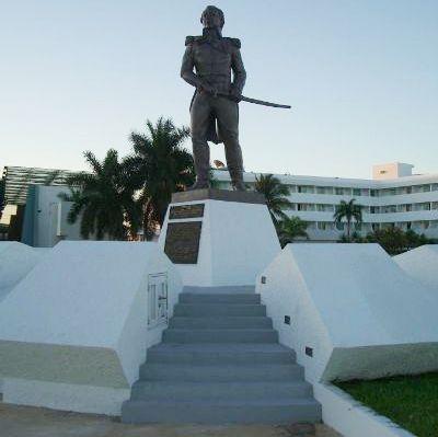 Monumento de Pedro Sainz de Baranda y Borreiro