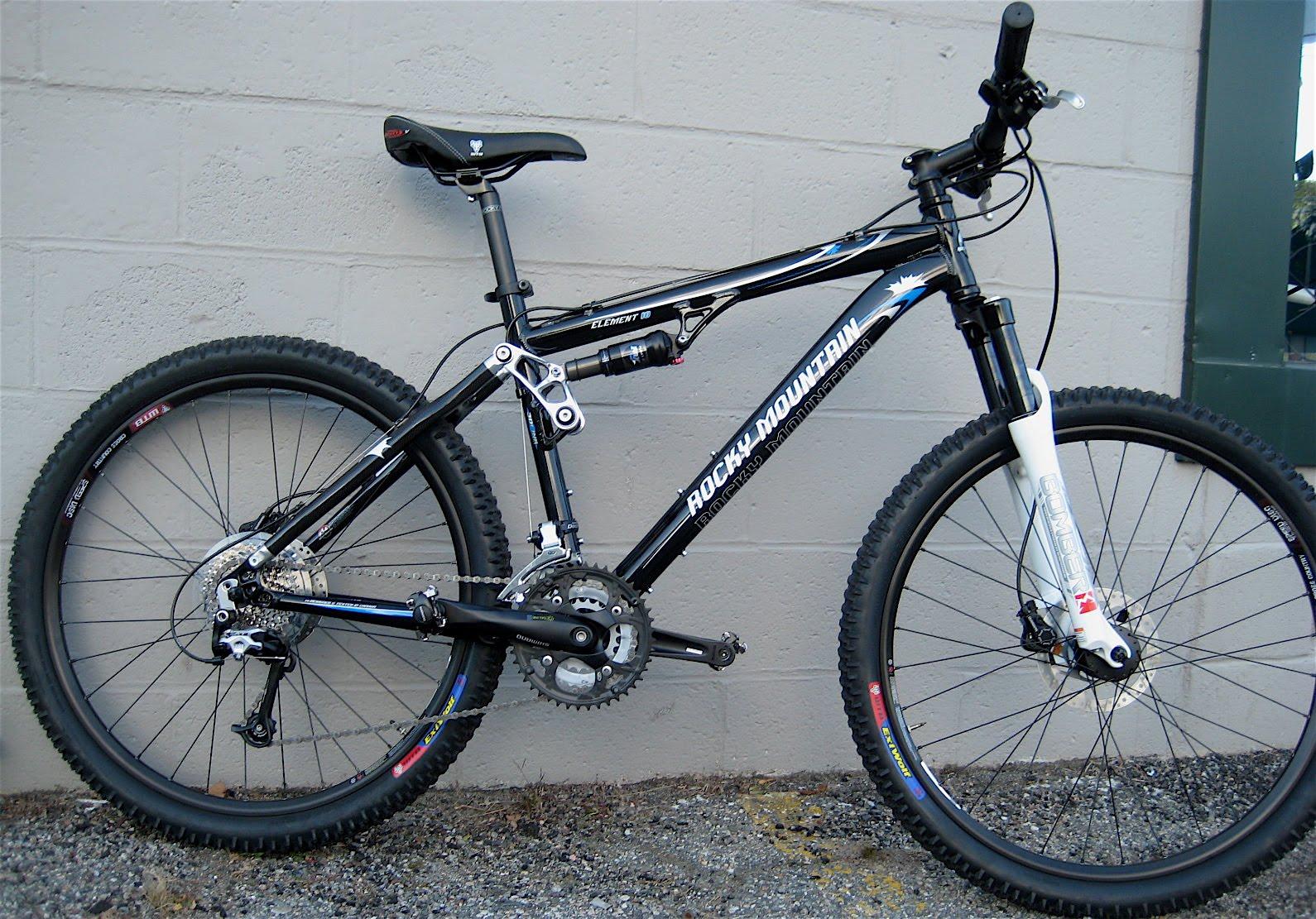 Blackstone Bicycles Rocky Mountain Demo Bike Sale Some New