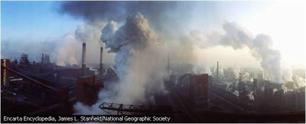 Pencemaran Udara: Gambar-gambar Punca Pencemaran Udara