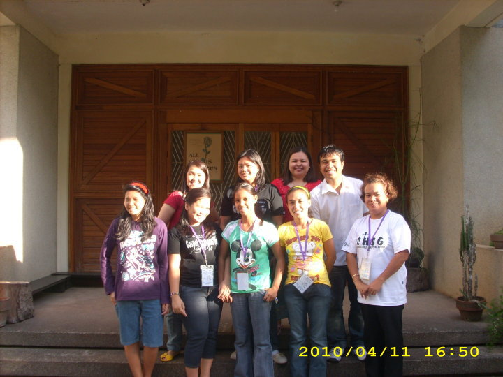 SPIRITUAL RENEWAL SEMINAR BATCH 2 April 9-11,2010