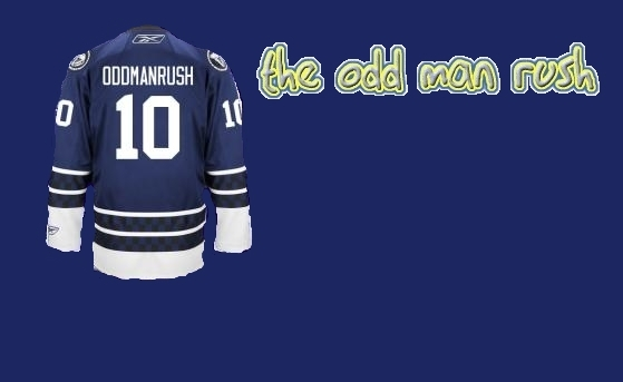 The  Odd Man Rush