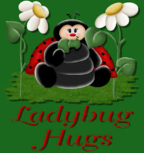 Ladybug Hug Award