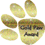 Golden Paw Award