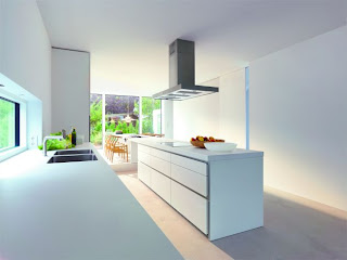 Bulthaup k che in weiss connys diary for Modern kitchen designs 2009