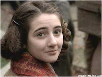 Hannah Taylor-Gordon as Anne Frank